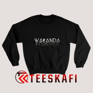 Wakanda Forever Sweatshirt 300x300 - Geek Attire Store