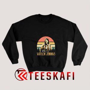 Waylon Jennings Sweatshirt