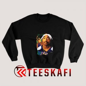 Vintage Tupac Rap Hip Hop Sweatshirt