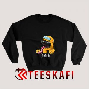 Among Us Monster Sweatshirt 1 300x300 - Geek Attire Store