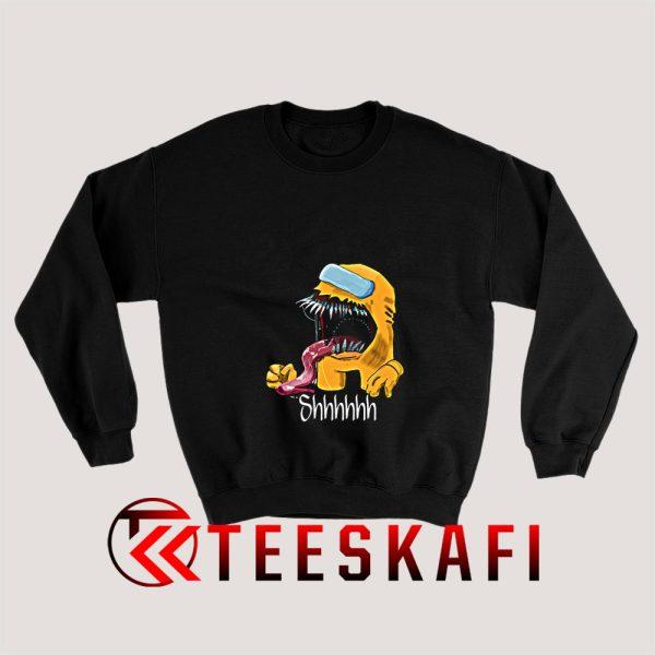 Among Us Monster Sweatshirt